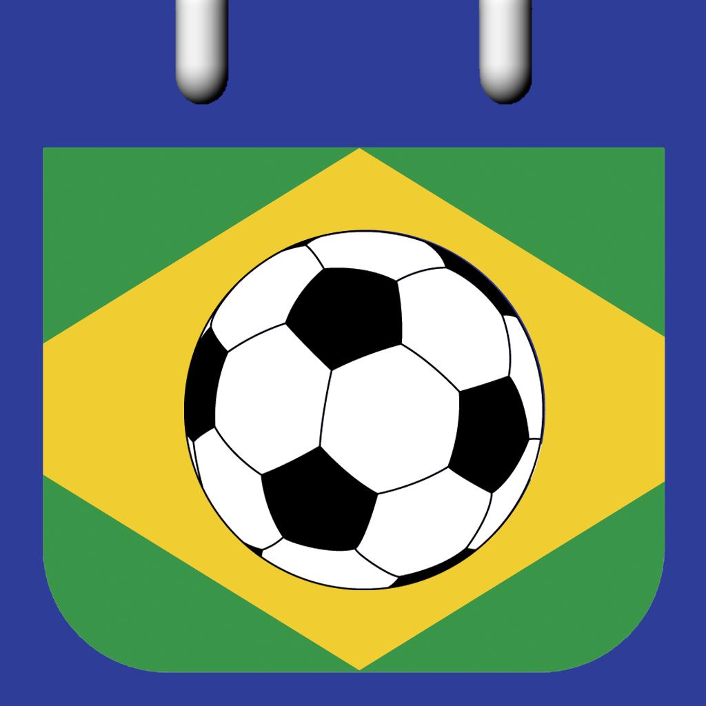 ワールドカップ2014年ブラジル大会カレンダー サムライ・ブルー.